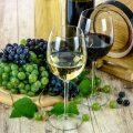 verre à vin de rouge